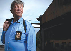 Joe Kenda (A&S '68) is star of the Investigation Discovery show, Homicide Hunter.