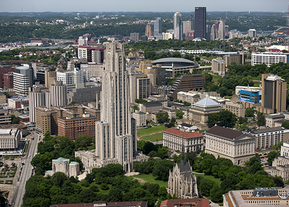 "Pitt Ranks 12th Among U.S. Public Universities in ""QS World University Rankings 2012"""