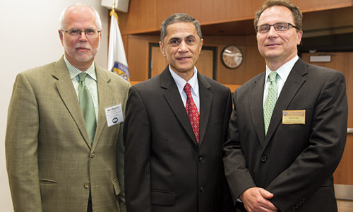 Transportation roundtable discussion hosted by Pitt's Swanson School of Engineering