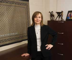 Joanne Russell is director of Pitt's Center for Global Health. Once the domain of individual medical missionaries and biomedical explorers, global health has evolved into a scientific field that includes specialties ranging from epidemiology and virology to  biostatistics and computer modeling. Pitt's center aims to tackle health challenges in a world that is becoming increasingly interconnected.