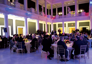 Brackenridge Circle dinner in Carnegie Museum of Art's Hall of Sculpture