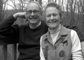 Dick and Ginny Thornburgh