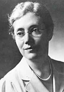 "Blossom Henry, Pitt's  first woman faculty member, was hired in January 1918. When a reporter asked Professor Henry about her first impression of the University, she replied, ""The University was full of men."" She didn't know until she arrived that she would be the only woman on the college faculty. Henry would remain at Pitt until 1955. Source: The History of Women at Pitt Exhibition"