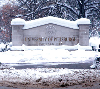 A powerful snowstorm overtook the Pittsburgh region last week, resulting in the University of Pittsburgh's closure  Feb. 8-10. Mother Nature dumped an estimated 29.6 inches of snow on Pittsburgh this month, making it the snowiest February on record.