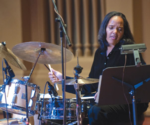 2. Terri Lyne Carrington, drums;