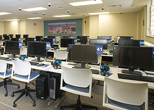 University Of Pittsburgh Testing Center Has Opened A New State The Art Facility On Cathedral Learnings Ground Floor